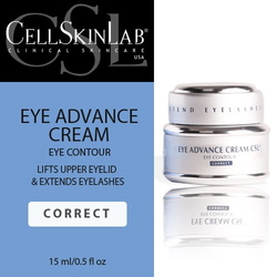 CSL EYE ADVANCE CREAM контур для глаз